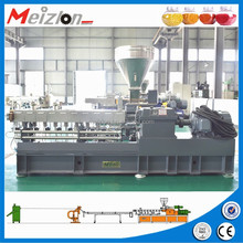 2015 recycle plastic granules making machine price/ pp pe film plastic recycling granulating machine