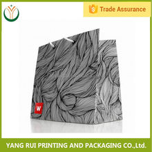 China wholesale Safety Food Grade shopping bags black,shopping bag flower,pp shopping bag with zipper