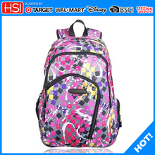 china supplier BSCI audited fashion backpack children