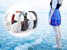good selling foldable wireless bluetooth headset with V3.0 EDR bluetooth headset