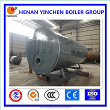 factory sale 1 to 20 t palm oil boiler, exhaust gas boiler
