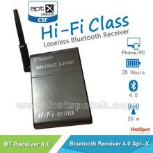 HIFI mini Apt-X Bluetooth receiver 4.0 X400 for Xperia Z2 /AptX Bluetooth receiver