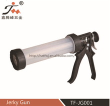 safty plastic jerky gun/homemade cooking/BBQ tool