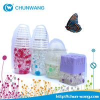 unique design car air freshener packaging water beads air freshen