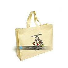 China factory OEM production Custom printed cotton foldable Canvas Tote Shopping Canvas Bags