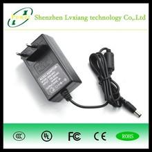 Power Adapter, 15V 2A, Wall-mounted have UL,CSA,CE,TUV,GS,BS,SAA,PSE,EK,FCC ,Brazil, EMC