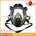 la protección de gas mascarilla facial