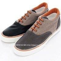 ssd01101 mans wool blend oxford sneakers