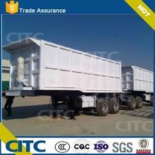 CITC tractor hydraulic dump trailer /35 ton dump truck