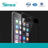 Sinva cheap price ultra clear 0.15mm tempered glass ,9H tempered glass screen protector for iphone 6
