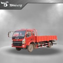 8 ton light truck 4x2 cargo truck for sale