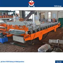 Automatic construction metal T grid ceiling keel making machine 2014 best sell roll forming machines for glazed tiles