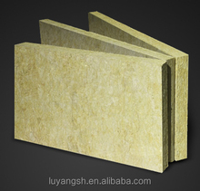 Rock wool insulation for roof