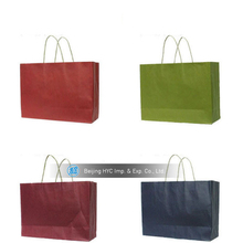 Promotion!2014 Fashionable Design wholesale shopping paper bag
