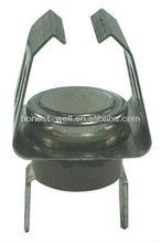 12mm Pipe Bimetallic Thermostat