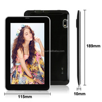 ZXS-A13-2G Allwinner A33 Android 1.5GHz 2G Phone Call Mini Tablet PC,Wholesale Cheap 7inch Tablet PC, 7 inch Mobile Tablet