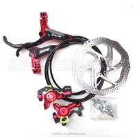mountain bike parts red disc brakes for bicycles zoom