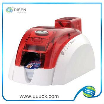 plastic id machine