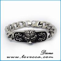 great hot skull and crossbone bracelet