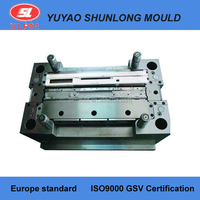Injection mould for Plastic electronic enclosures part