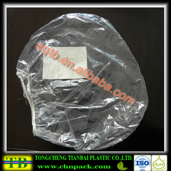 Clear customized disposable medical equipment cover