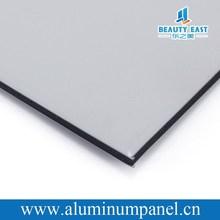 7mm pvdf panneau en aluminium composite mur extérieur bardage prix