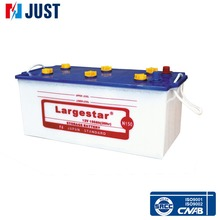 12v 150ah heavy duty used car and truck batteries for cheap price