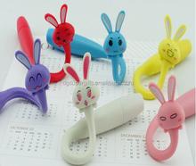 Hot sell cute lovely plastic pen