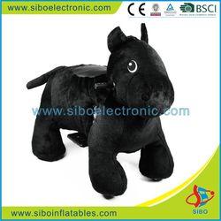 GM5927 antique toy horse kiddies rides animals