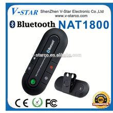 The Newest 1.5 inch Hands Free Car Kit Bluetooth FM Modulator & Car MP3 for Car Steering Wheel