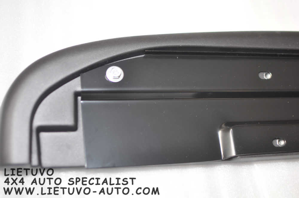 2009 - 2014 Chevrolet Captiva Running Boards Original Style