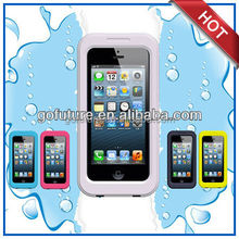 Underwater phone case for iphone 5, for iphone4/s, for samsung galaxy s4 trendy case