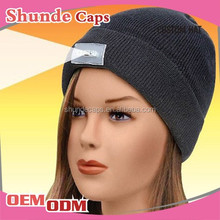 Wholesale Led Cap Beanie Hat Winter Hat With Led