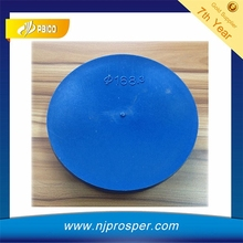 High pressure bearing capacity 168.3mm 6 inch pipe cap PVC