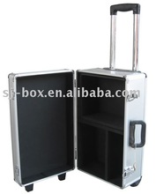 Trolley Carrying Aluminum Suitcase