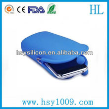 popular portable silicone purse for mobile/psp/Mp3 as promotion gift