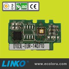 Reset laser printer toner chip with Multi-regional MLT-D103L for toner cartridge Samsung SCX4729/4728HN/ML2950/ML2951D/2955DW
