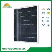 195w-220w 48pcs 24.4V-25.2V 8A-8.63A cheap mono grade A best prices per watt of solar panel 200w,205w,210w,215w