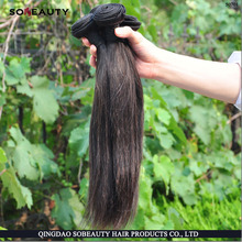 10-40 Inch Abundant Stock Grade 7A Can Be Dyed And Restyled Top Quality Human Hair 27 Pieces