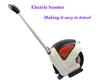easy to take mini self balancing 1 wheel scooter electric