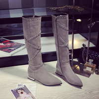 2016 New China wholesale knee high boots