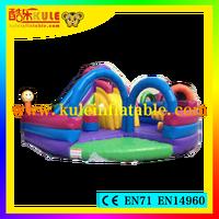 Guangzhou Kule inflatable fun city giant inflatable fun city amusement park fun city inflatable combo game
