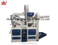 CTNM15 combined rice husking machine/shelling milling machine