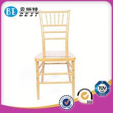 Elegant Banquet Wedding Chiavari Chairs