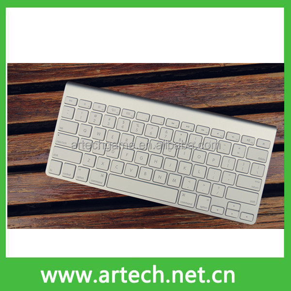 Hot Sale Bluetooth Wireless Aluminum Alloy Keyboard For Apple