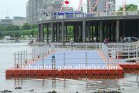 modular floating platform