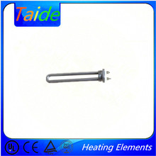 sus304 u tipo de elemento de calefacción eléctrica con el color original