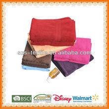 Alta calidad de microfibra toalla para limpieza de coches