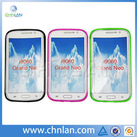 2014 Coloful Soft Gel Flexible TPU Protective Cover Case for Galaxy Grand Neo I9060