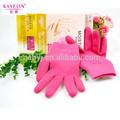 meilleurs soins de la peau 2014 nouveau point à la main gants chauffants masque gel auprès des fabricants chinois